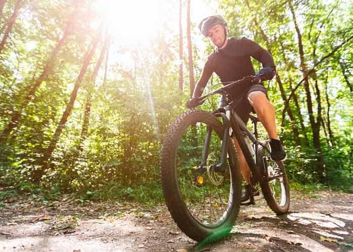 Seguros para bicicletas de montaña