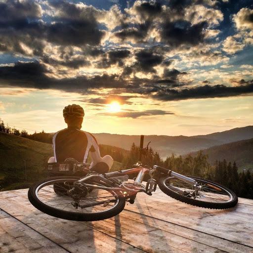 seguro para bicicletas de montaña