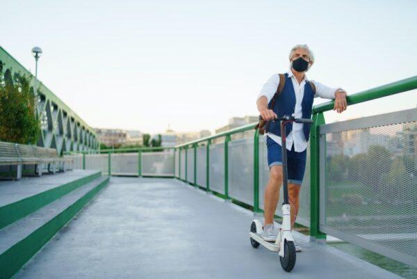 es obligatorio seguro patinete eléctrico