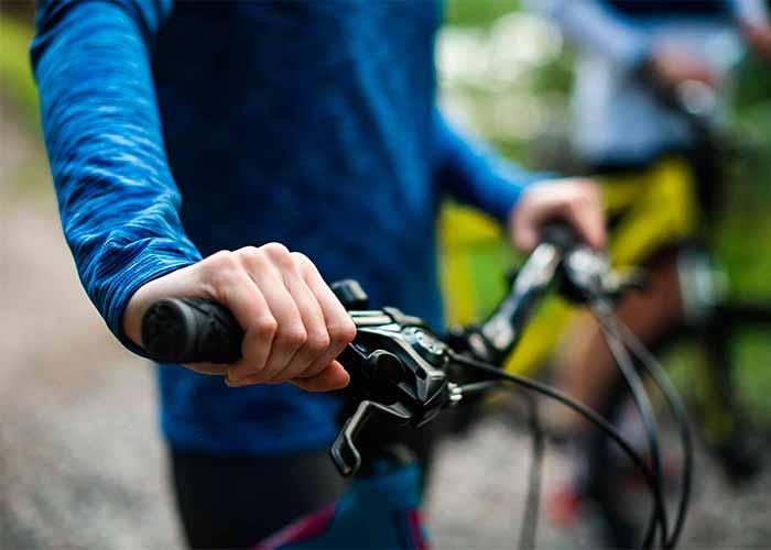 Pi d'en Xandri ruta en bici Sant Cugat