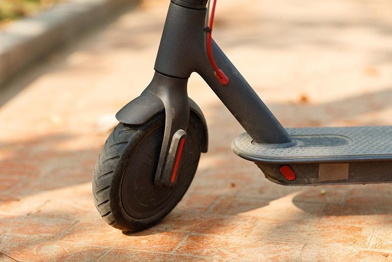 normas circulación patinete eléctrico